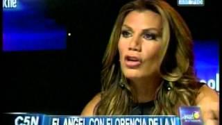 Download C5N - EL ANGEL DE LA MEDIANOCHE: ENTREVISTA A FLORENCIA DE LA V Video