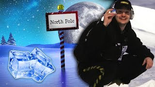 Download Flying To The North Pole For Some Ice For A Drink Video