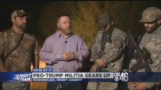 Download Pro-Trump Militia Numbers Explode in response to 'Unhinged Leftists' Video
