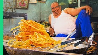 Download Sweet INDIAN STREET FOOD Tour in North India! India's Dessert Capital! Video