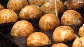 Download Street Food in Japan: Takoyaki Video