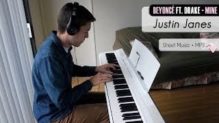 Download Beyonce ft. Drake - Mine [Piano Cover + Sheet Music] Video