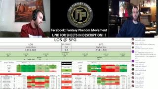 Download Fantasy Phenom MLB DFS 4/25 Video