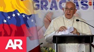 Download Papa pide solución ″justa y pacífica″ en Venezuela Video
