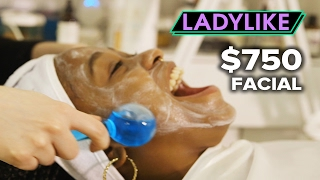 Download $17 Vs. $750 Facials • Ladylike Video
