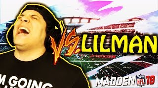 Download Pro Madden Player ″Lil Man″ Vs GamingPowerHouse !! - Madden 18 Ultimate Team Video