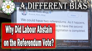 Download Why Did Labour Abstain on Referendum Vote? Video