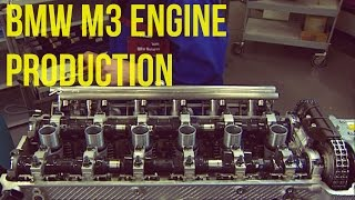 Download BMW M3 (E46) 3.2 Litre 6-cylinder Engine Production Video