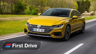 Download Volkswagen Arteon 2017 first drive review Video