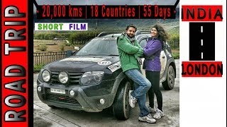 Download Road Trip - Bangalore to London [Short Film] Video