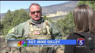Download Siskiyou Co. Sheriff's Office serve 19 warrants on illegal marijuana grows Video