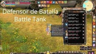 Download Personajes de Shaiya - Defensor de batalla o battle tank Video