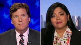 Download Tucker to author: Why's Trump's wall a symbol of hate? Video