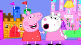 Download Peppa Pig English Episodes | Peppa's School Project 👨🏼🎨 | Peppa Pig Official | 4K Video