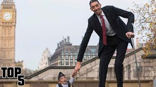 Download Top 5 Tallest People In The World Video