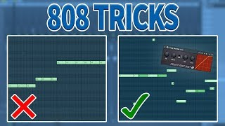 Download Tricks To Make Your 808s More Interesting! Video