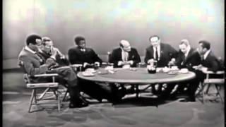 Download Civil Rights 1963 - James Baldwin and Marlon Brando Video