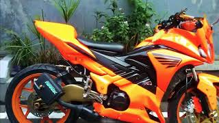 Download Modifikasi Honda CS1 Sporty (Moge) punya Bang Bamz Cyser Video