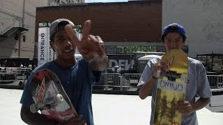 Download Dew Tour Game Of S.K.A.T.E.: Boo Johnson vs. Nick Tucker Video