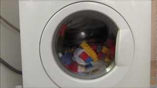 Download Lego-Steine in der Waschmaschine Video
