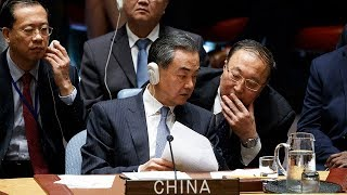 Download China's Foreign Minister rejects claim of Chinese meddling in upcoming US election Video