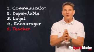 Download 5 Qualities of a Great Coach Video