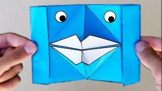 Download Labios de Papel que HABLAN! - Origami Video