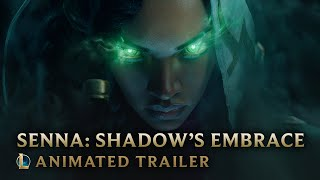 Download Senna: Shadow's Embrace | Champion Animated Trailer - League of Legends Video
