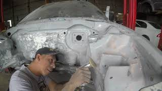 Download Pedro Put in Work on Helping me Shave my Crx Engine Bay Video