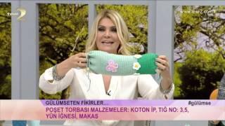 Download Derya Baykal'la Gülümse: Poşet Torbası Yapımı Video