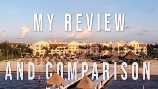 Download Excellence Riviera Cancun VS Excellence Playa Mujeres Review (2019) Video