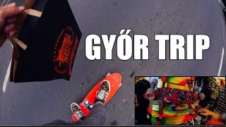 Download GYŐR CITY & ÚJ GÖRDESZKA !!! Video