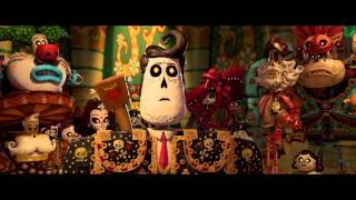 Download The Book Of Life   official Trailer US (2014) Guillermo del Toro Video