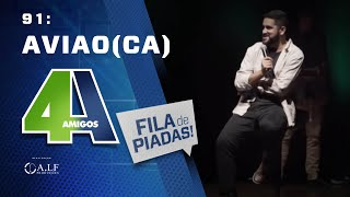 Download FILA DE PIADAS - AVIÃO(CA) - #91 Video