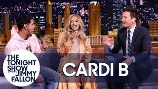 Download Cardi B Records a Custom Voicemail Message for a Fan Video