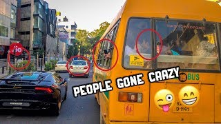 Download People going crazy after seeing a Lamborghini * reactions * ( Supercars in India ) Video