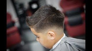 Download KIDS HAIR CUT | DROP FADE | TUTORIAL Video