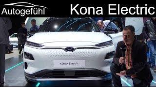 Download Hyundai Kona Electric REVIEW (Kauai) - Autogefühl Video