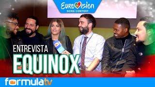 Download Equinox (Eurovisión 2018): ¿Loreen iba a representar a Bulgaria? - Entrevista Video