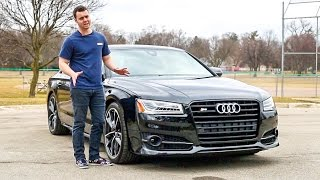Download 2017 Audi S8 Plus Review - Why It's A Bargain At $130,000 Video