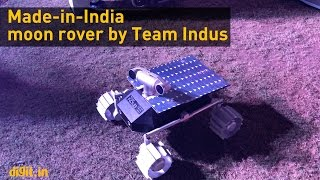 Download Made-in-India moon rover by Team Indus | Digit.in Video