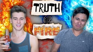 Download Truth Or Fire (Most Honest Q&A) Video