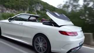 Download Mercedes-Benz S63 AMG Cabriolet Video