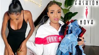 Download SPILLING THE TEA ON FASHION NOVA!!! (MY FIRST IMPRESSIONS & HONEST REVIEW) Video