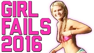 Download Girl Fails: Best of the Year 2016 || FailArmy Video