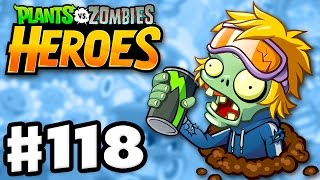 Download Energy Drink Zombie! - Plants vs. Zombies: Heroes - Gameplay Walkthrough Part 118 (iOS, Android) Video
