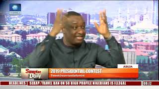 Download 2019: Buhari, Atiku Campaign Spokespersons In Direct Criticism Of Flagbearers Pt.5 |Sunrise Daily| Video