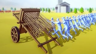 Download GUNS AND ARROWS | Totally Accurate Battle Simulator #5 Video
