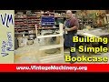 Download Beginning Woodworking: Building a Simple Bookcase Video