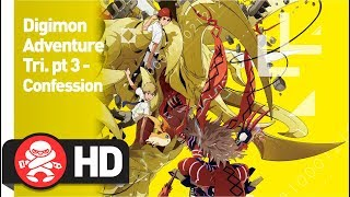 Download Digimon Adventure Tri Part 3 - Confession - Official Trailer Video